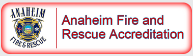 Annaheim Fire and Rescue Accreditation Logo