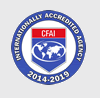 Internationally Accredited Agency Seal