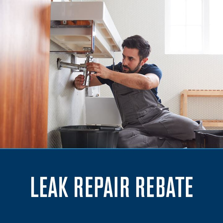 Leak Repair Rebate Pilot Program