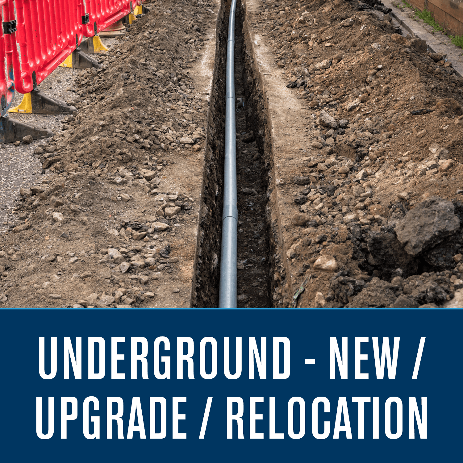 Underground New Upgrade