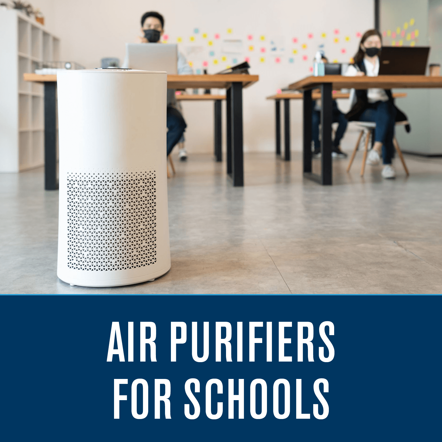 air purifiers for schools