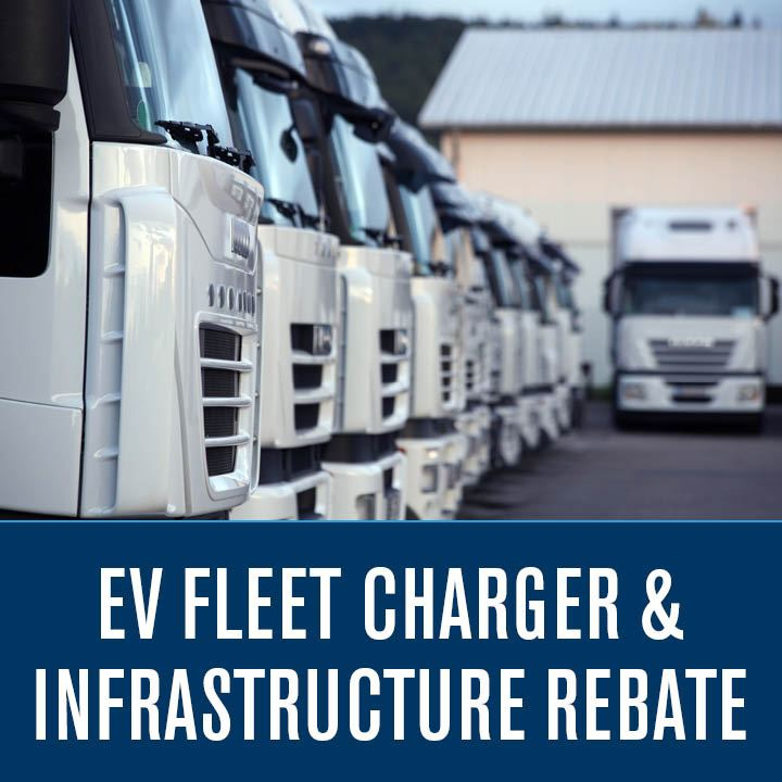 EV Charger and Infrastructure Rebate
